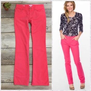 Lilly Pulitzer Main Line Straight Leg Cords